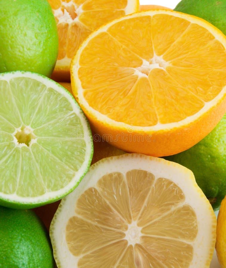 Fond de citron photographie stock