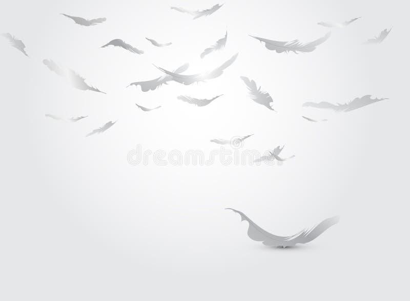 Fond de clavette illustration stock