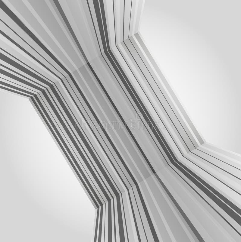 Fond de compagnie abstrait illustration de vecteur