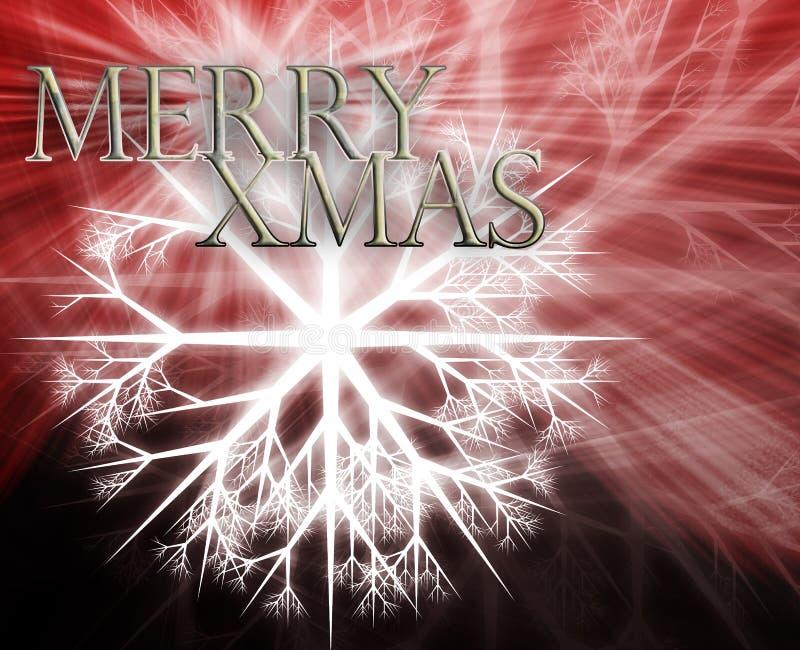Fond de concept de Joyeux Noël illustration libre de droits