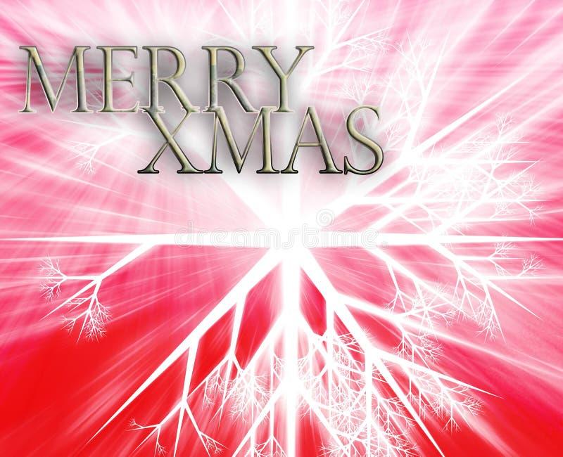 Fond de concept de Joyeux Noël illustration de vecteur