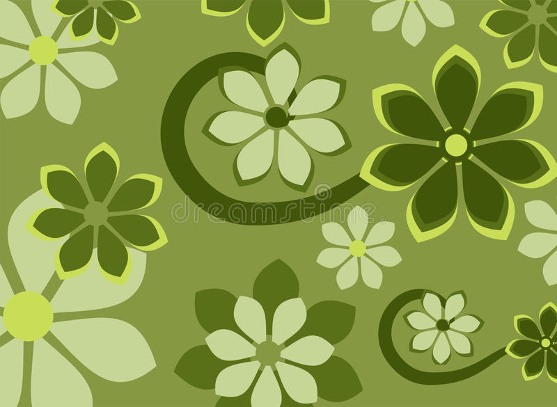 Fond de conception florale?, contexte, conception de l'illustration photographie stock libre de droits