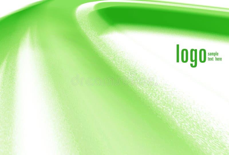 Fond de corporation vert illustration de vecteur
