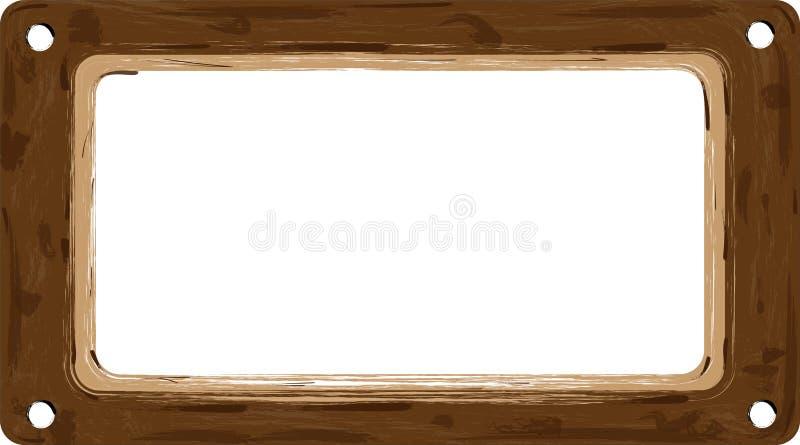 Fond de cru sous forme de rétro signe photos libres de droits