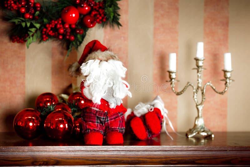 Download Fond de decotarion de Noël image stock. Image du décor - 77158237