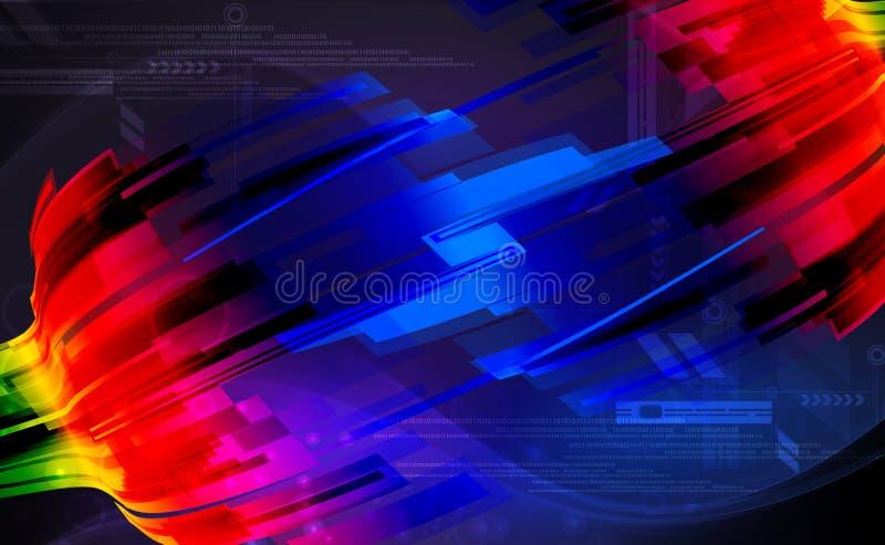 Fond de Digital illustration stock