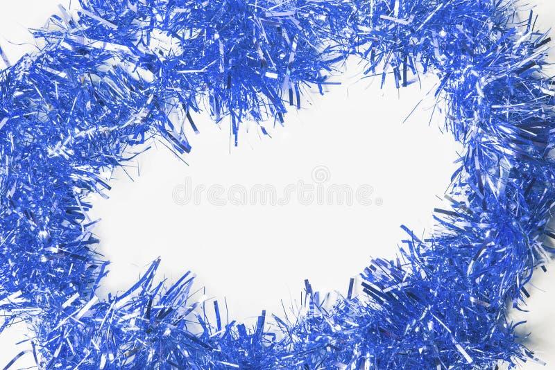Download Fond De Fête Avec La Guirlande Bleue Image stock - Image du rond, brillant: 45364149