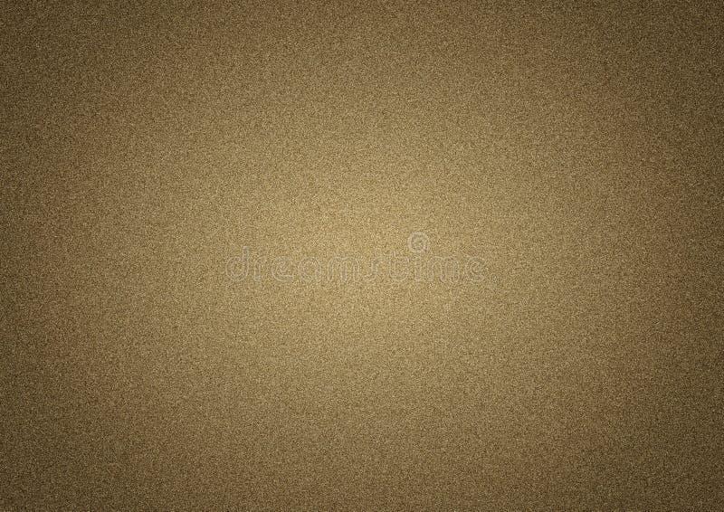 Fond de feuille d'or, texture polie brillante d'or en métal photographie stock