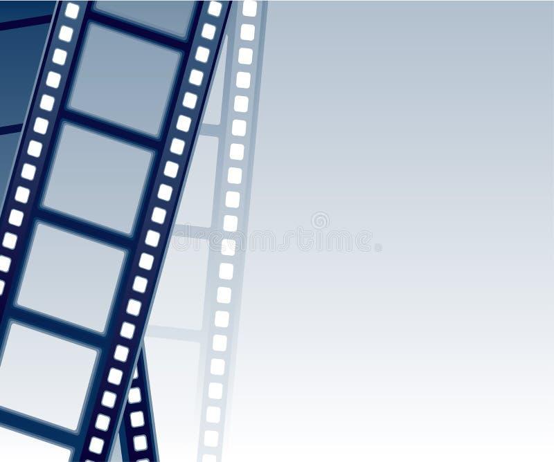 Fond de Filmstrip illustration libre de droits