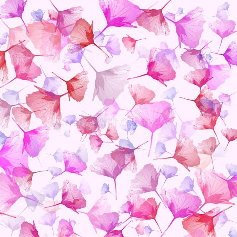 Fond de fleur. illustration libre de droits