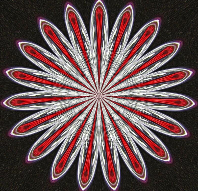 Fond de fleur de clips illustration de vecteur