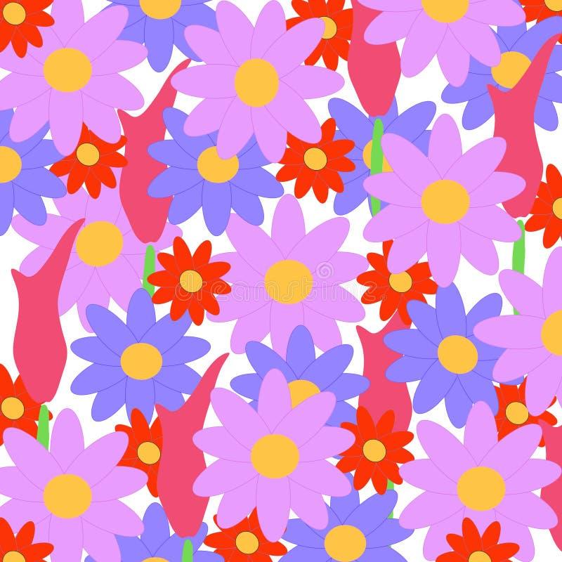 Fond de Flowerpower. image stock