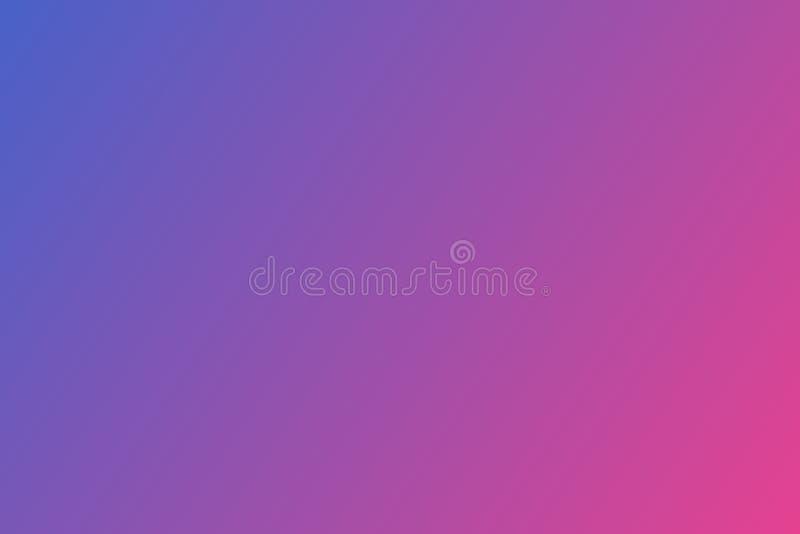 Fond de gradient de couleur avec des couleurs lumineuses Conception Defocus brouillé abstrait multicolore de fond de gradient illustration stock