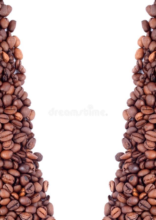 Fond de grain de café images stock