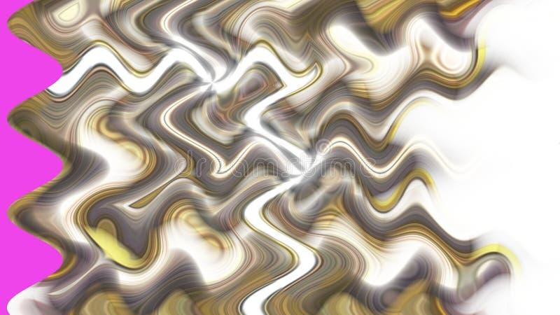 Fond de graphiques de mouvement géométrique illustration libre de droits