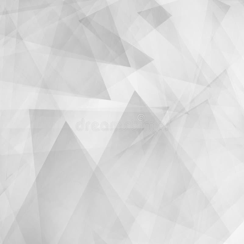 Fond de Grey Abstract pour la conception illustration stock