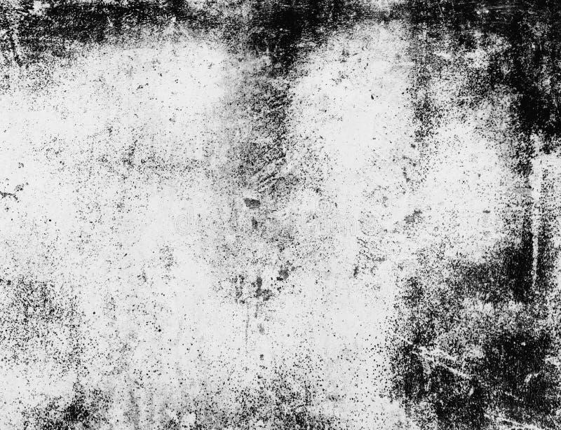 Fond de grunge d'éraflure Texture placée au-dessus d'un objet à la créatine photos stock