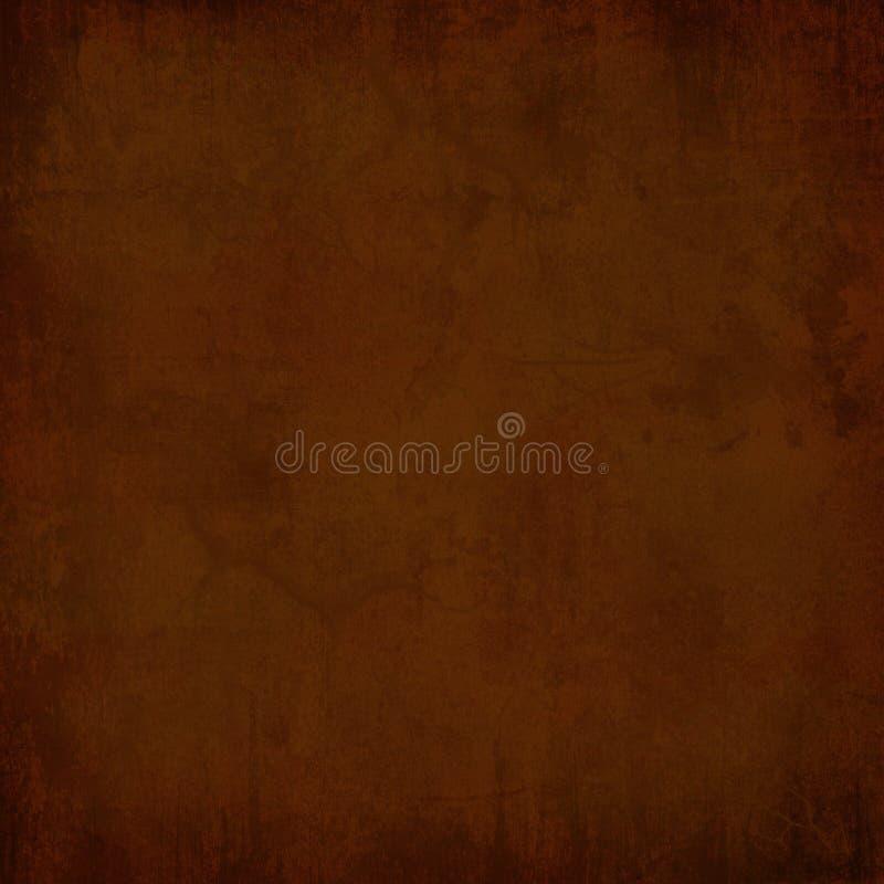 Fond de grunge de Brown image stock