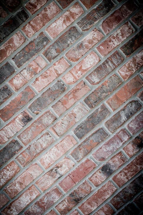 Fond de grunge de mur de briques image libre de droits