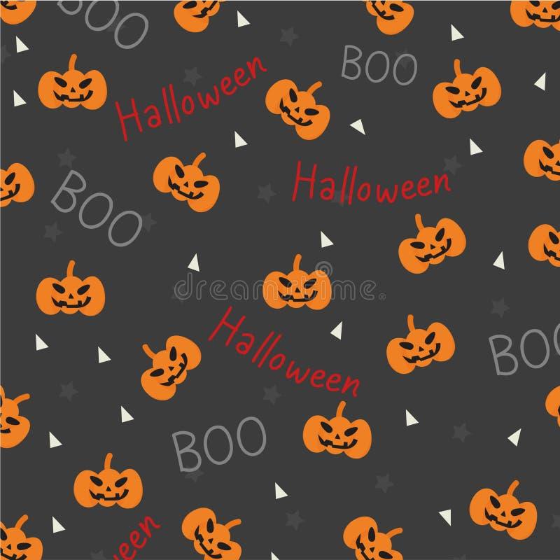 Fond 02 de Halloween illustration libre de droits