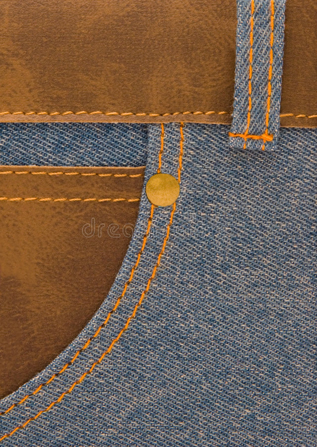 Fond de jeans photos libres de droits