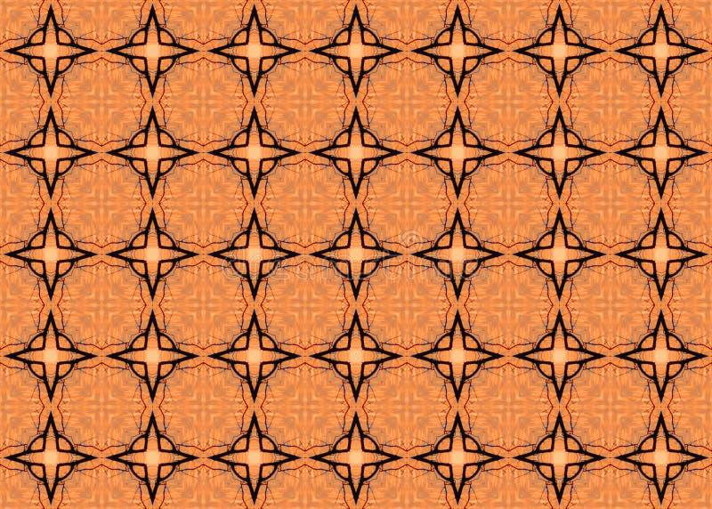 Fond de kaléidoscope illustration stock