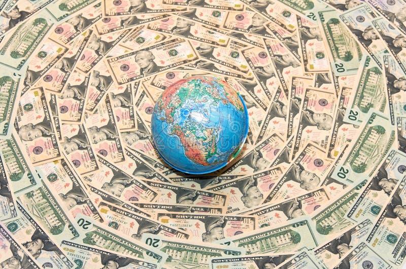 Fond de l'argent images stock