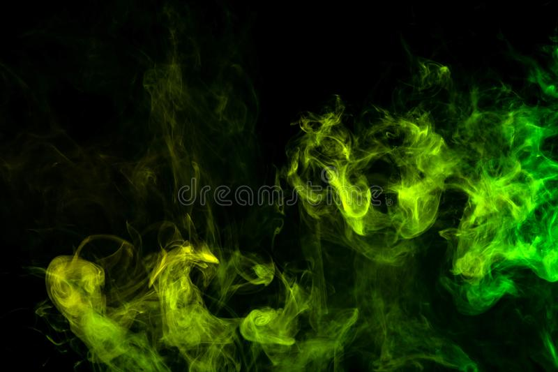 Fond de la fumée du vape image stock