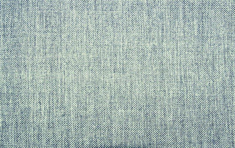 Fond de la lumière classique - grise - tissu texturisé bleu photo stock
