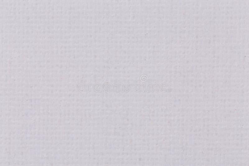Fond de la texture brute blanche de toile photographie stock