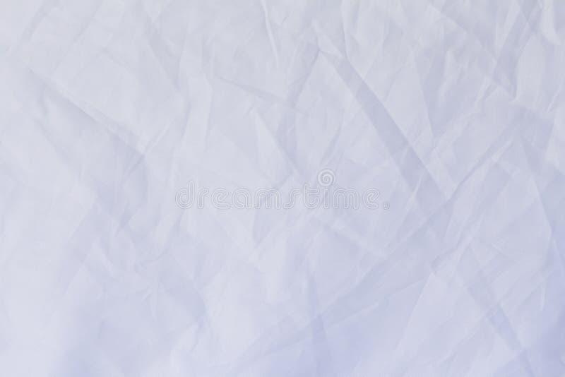 Fond de la texture brute blanche de toile Image avec l'espace de copie et endroit léger pour votre projet photos stock