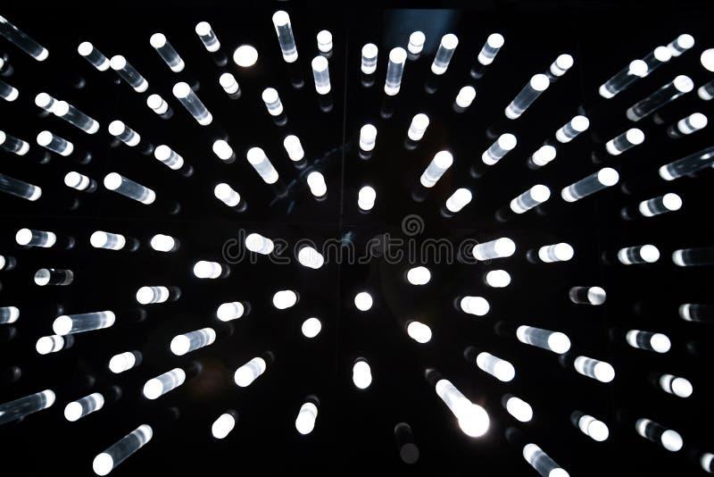 Fond de lampe au n?on photos stock