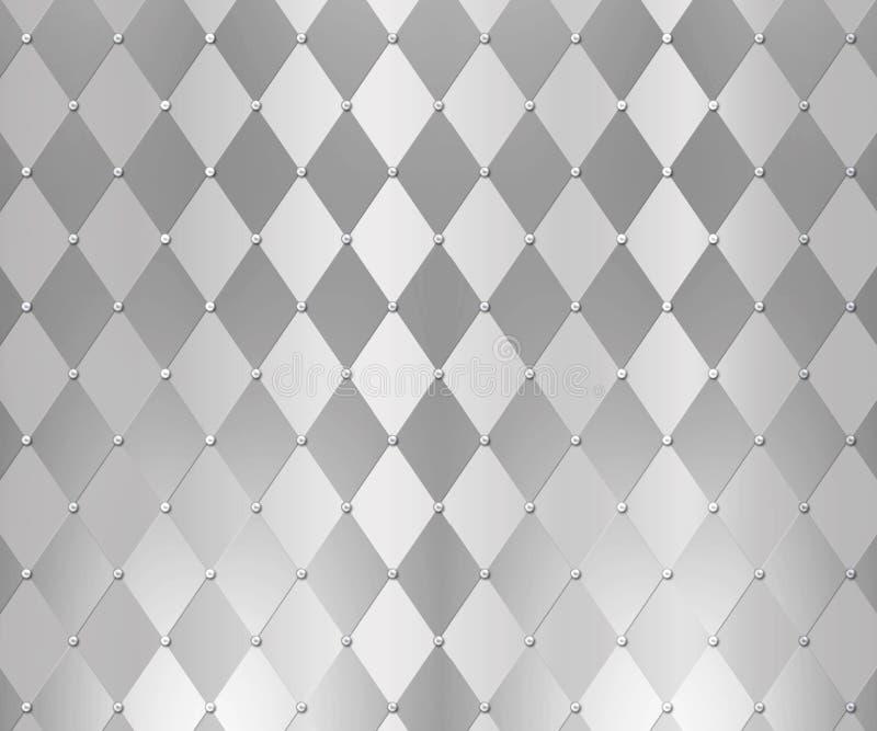 Fond de luxe de diamant illustration de vecteur