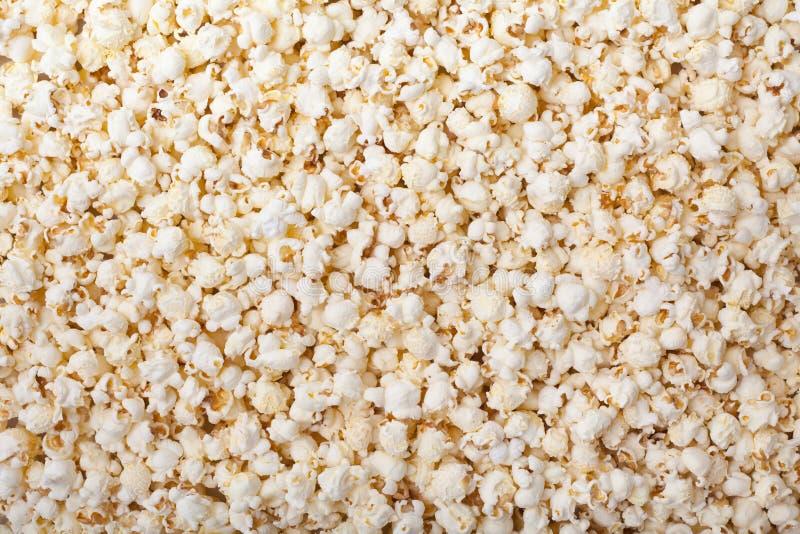 Fond de maïs éclaté photographie stock