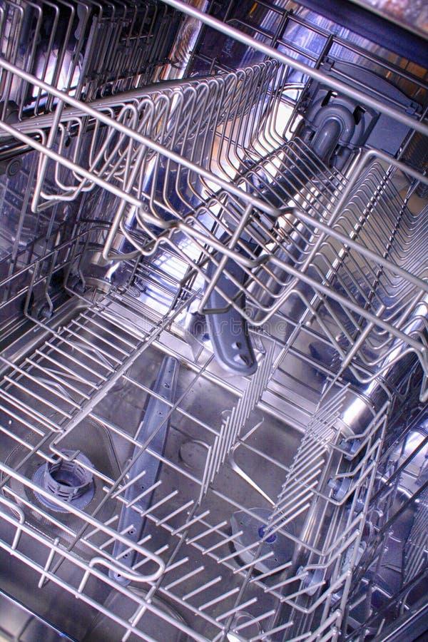 fond de machine de lave-vaisselle photographie stock libre de droits