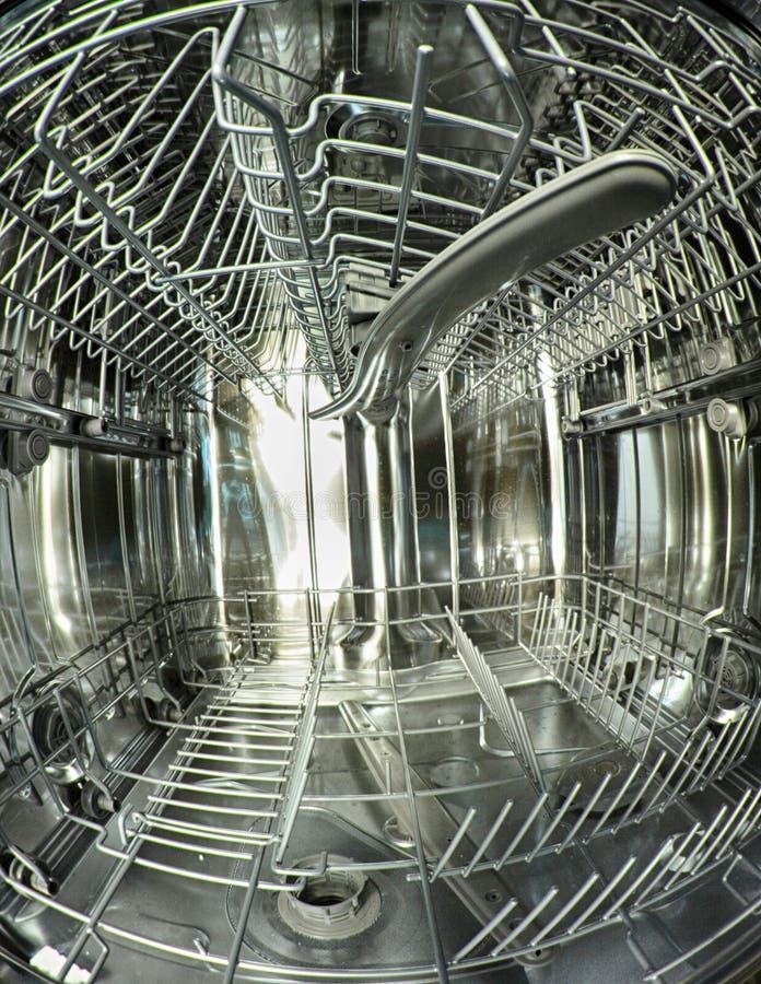 fond de machine de lave-vaisselle photo libre de droits