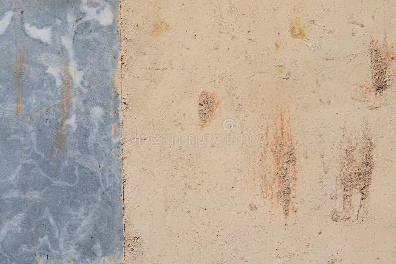 Fond de marbre grunge d'Abstact avec l'espace de copie Une image venant d'un mur d'un monast?re fran?ais Conception texturis?e photo libre de droits