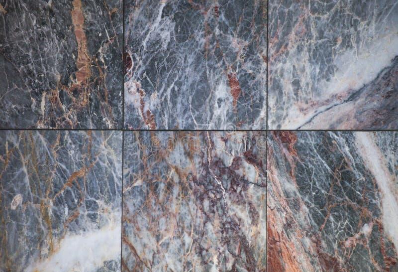 Fond de marbre pointu naturel de plancher image libre de droits