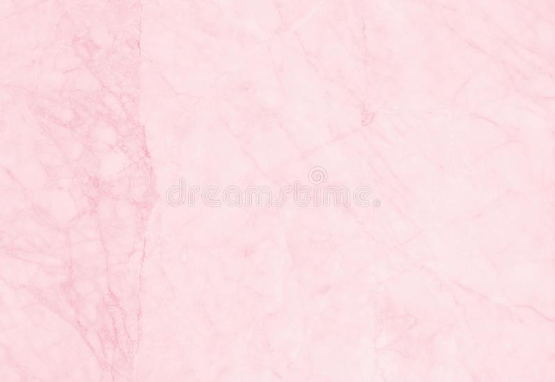 Fond de marbre rose de texture, modèles naturels de texture de marbre abstraite pour la conception image stock
