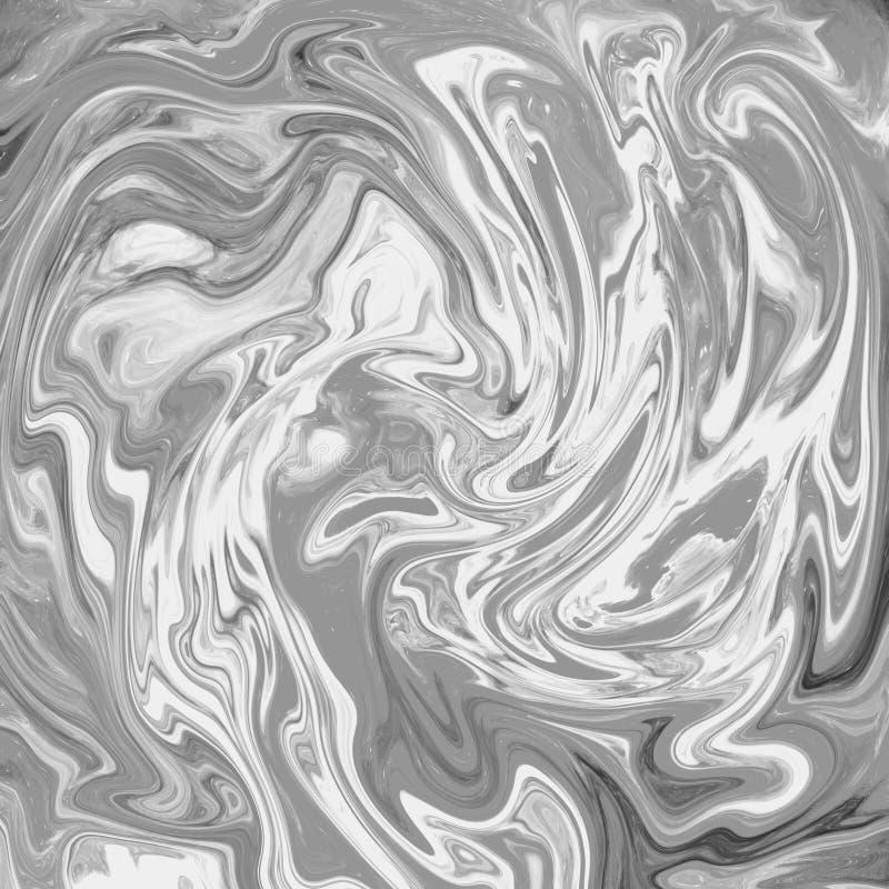 Fond de marbre, texture de marbre Marbrez l'abstrait Papier peint de marbre illustration stock