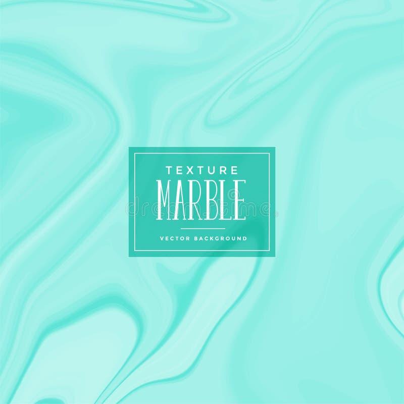 Fond de marbre de texture de torquoise de résumé illustration libre de droits