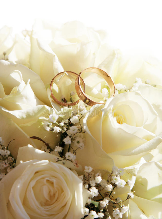 Fond de mariage photo libre de droits
