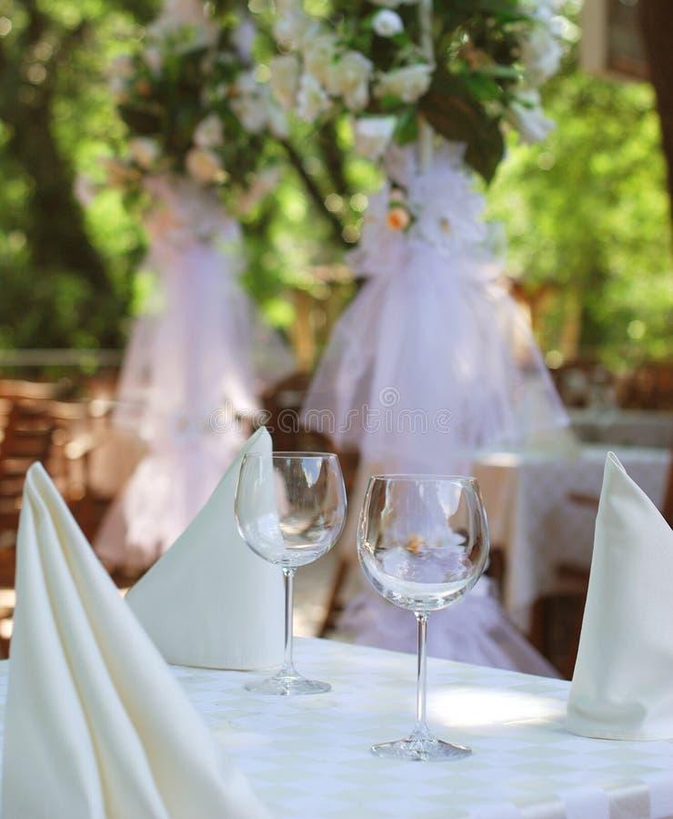 Fond de mariage photographie stock libre de droits