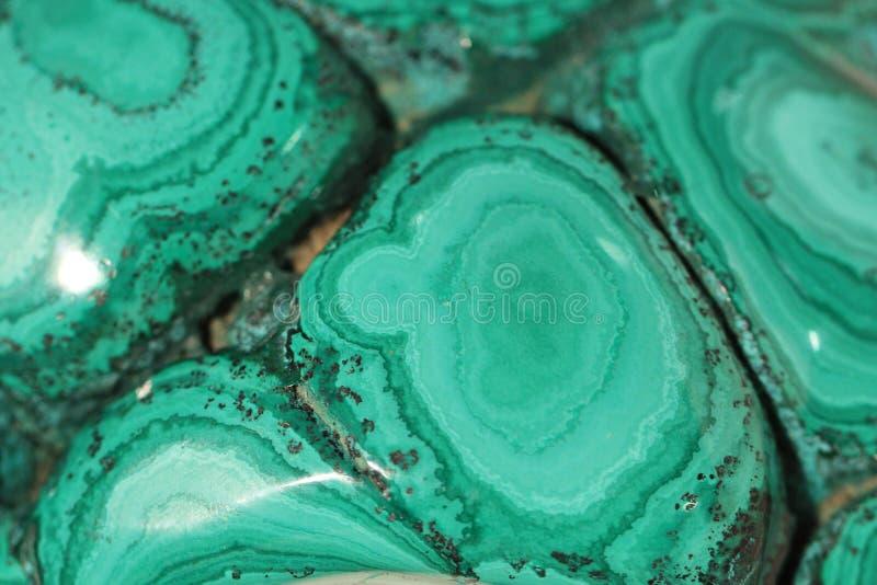 Fond de minerai de malachite photo stock