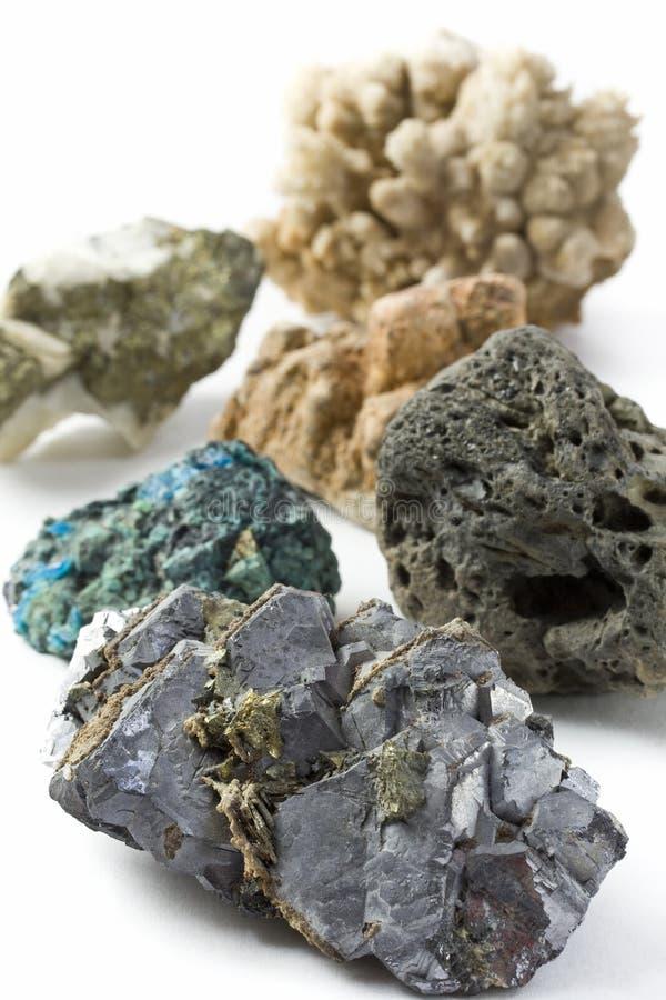 Fond de Minerales photo stock