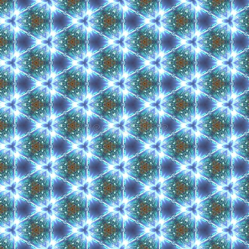 Fond de modèle de kaléidoscope photos stock