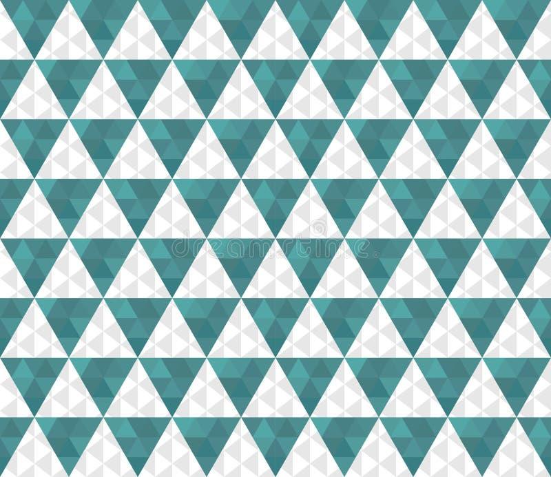 Fond de modèle de triangle, fond de triangle illustration libre de droits