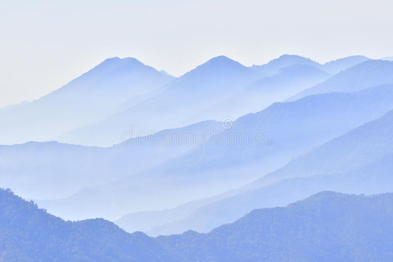 Fond de montagne images libres de droits
