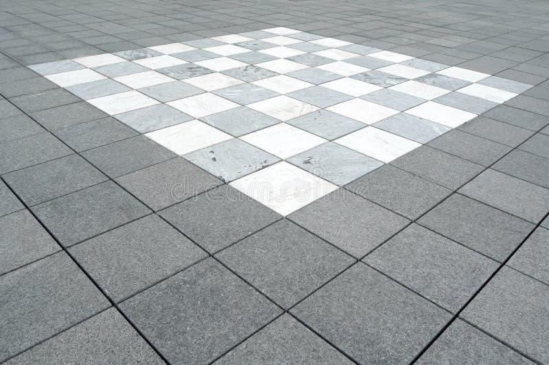 Fond de mosaïque d'étage