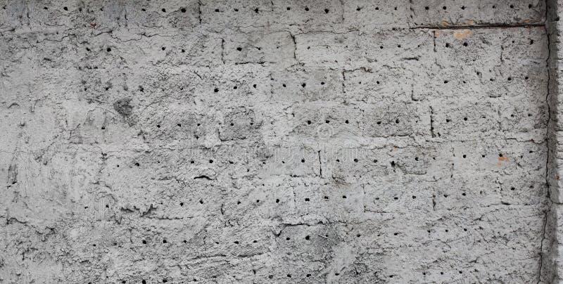 Fond de mur de briques ou texture noir ou gris, baner photos stock